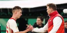 Diesen Leipzig-Star will Nagelsmann zu Bayern lotsen