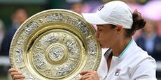 Barty holt sich in Drei-Satz-Krimi den Wimbledon-Titel