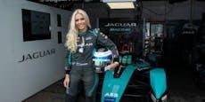 """Ex-Skistar Vonn als """"Ersatzpilotin"""" bei der Formel E"""
