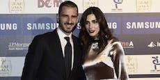 Italien-Spielerfrau beklagt sich über Sex-Entzug