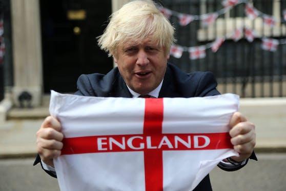 Ist Briten-Premier Boris Johnson in eine Final-Verschwörung verstrickt?