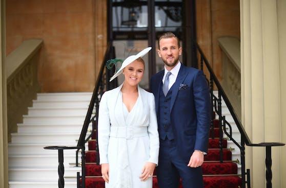 Harry und Kate Kane