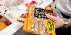 Zoll konfisziert 18,5 Tonnen verbotene Lebensmittel