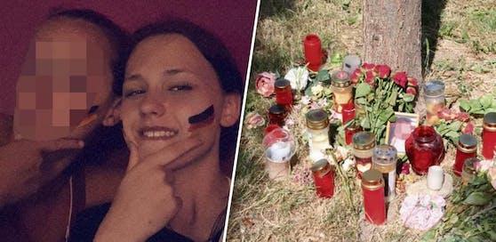 Trauer um die 13-Jährige Leonie.