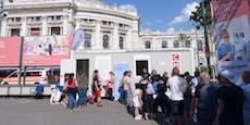 Impfboxen gestürmt – so baut Wien jetzt Angebot aus