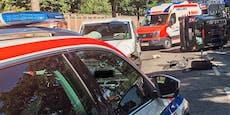 17-Jährigem wurde schwarz vor Augen – Auto gerammt