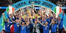 Wembley weint! Italien nach Elfer-Krimi Europameister