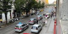 Mehrere Männer verprügeln Wiener auf offener Straße