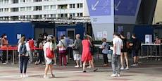 Wien macht jetzt Pfizer-Impfung ohne Anmeldung möglich