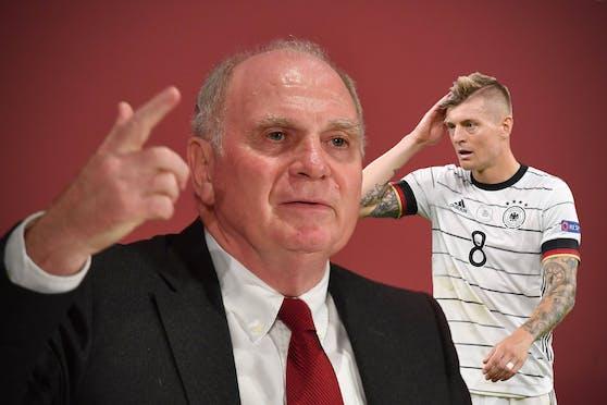 Uli Hoeneß, Toni Kroos