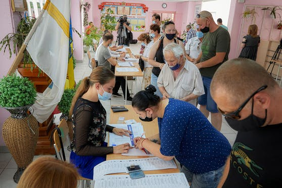 Wahlen in Moldau
