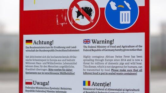 In Hinblick auf die Afrikanische Schweinepest geht von selbst produzierten Fleischprodukten besonders hohes Risiko aus.