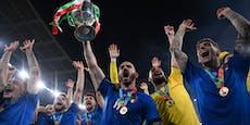Bonucci verhöhnt nach Sieg englische Fußball-Hymne