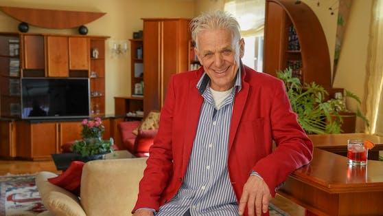 Andi, 69-jähriger Gastronom in Ruhestand aus Kärnten