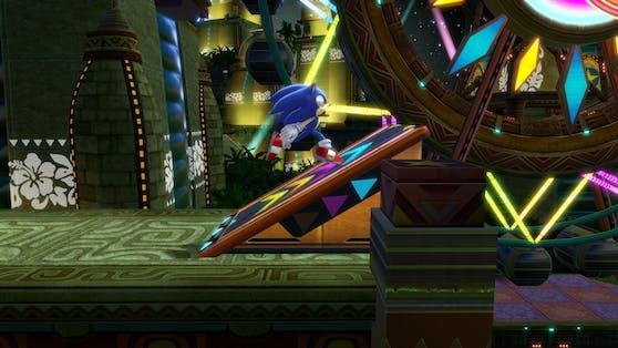 Farbenfroh und galaktisch schnell – Neuer Spotlight-Trailer zeigt die Features von Sonic Colours: Ultimate
