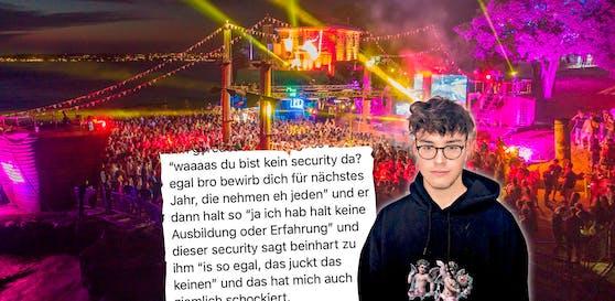 Bastian K. (18) bekam bedrückende Berichte von Maturareisen.