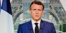 """Emmanuel Macron war Ziel von """"mächtigster Abhörwaffe"""""""