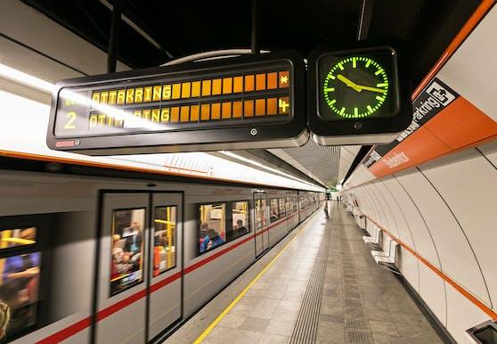 Auf der Linie U3 wird ab 17. Juli gependelt.