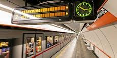 """Wegen Gleisarbeiten """"pendelt"""" die U3 ab Samstag"""