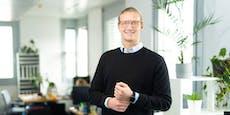 Sein Start-up ist jetzt 1,4 Milliarden Euro wert