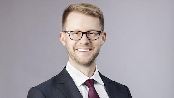 Hans Hartmann, Partner Capital Markets & Accounting Advisory Services und Experte für Finanzberichterstattung bei PwC Österreich.