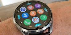 Huawei Watch 3 Pro im Test: Marathon-Smartwatch