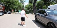 200 Euro Strafe für falschen Parkplatz in Wien