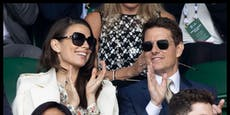 Twitter rätselt – liebt Tom Cruise seine Kollegin?