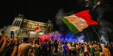 Österreicher bei EM-Party in Rom angezeigt