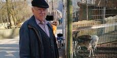 Wer hat Helmut S. gesehen? Welser (88) wird vermisst