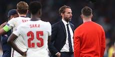 """England-Trainer litt als """"Elfer-Depp"""" und jetzt das"""