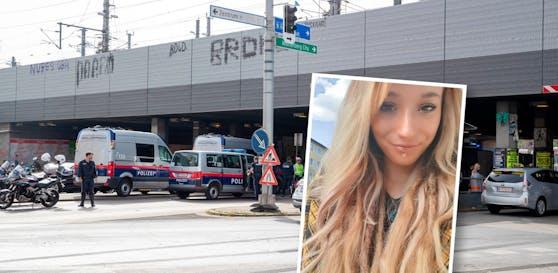 """""""Heute""""-Leserin Katja S. (20) saß in der Badner Bahn, als es zum Crash kam."""