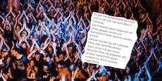 """X-Jam-Mitarbeiter packt aus – """"2 Wochen Party als Lohn"""""""