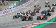 So funktioniert das Sprintrennen in der Formel 1