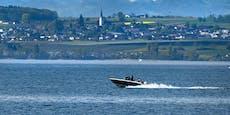 Frau am Bodensee von eigenem Motorboot überfahren