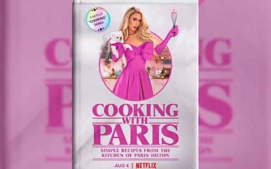 """""""Cooking with Paris"""" wird es ab August 2021 auf Netflix geben."""