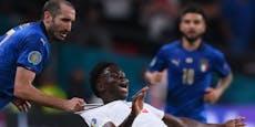 Englische Fans fordern Neuaustragung vom Finale