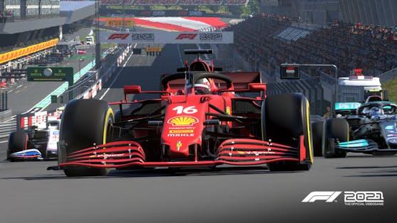 F1 2021 im Test: Das Gameist auch heuer Racing-Champion.