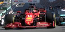 """Königsklasse! """"F1 2021"""" ist auch heuer Racing-Champion"""