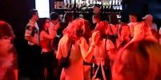 Corona-Positiver war 5 Stunden lang in Disco