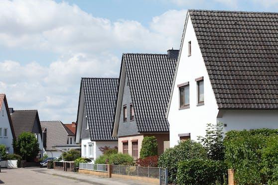 Symbolbild von Wohngebäuden