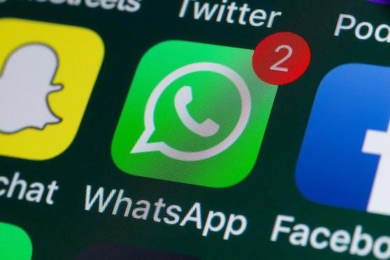 Immer wieder werden über Messenger wie Whatsapp oder Telegram betrügerische Nachrichten verschickt.