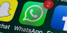 Warnung vor Phishing-Nachrichten über Whatsapp