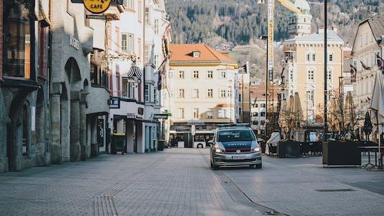"""Der Vorfall ereignete sich in der """"Linie R"""" in Innsbruck"""