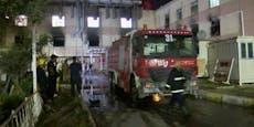 52 Tote bei Großbrand auf Corona-Station im Irak