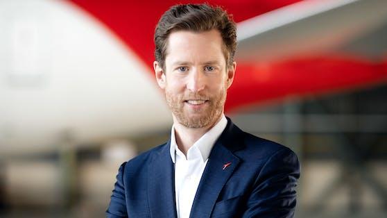AUA-CEO Alexis von Hoensbroech