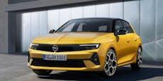 Cooler Look für den neuen Opel Astra, Start ist 2022