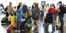 Viertel der Neuinfektionen stammt von Reiserückkehrern