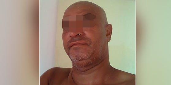 Marcelo Rocha Santos starb bei einem Hai-Angriff.
