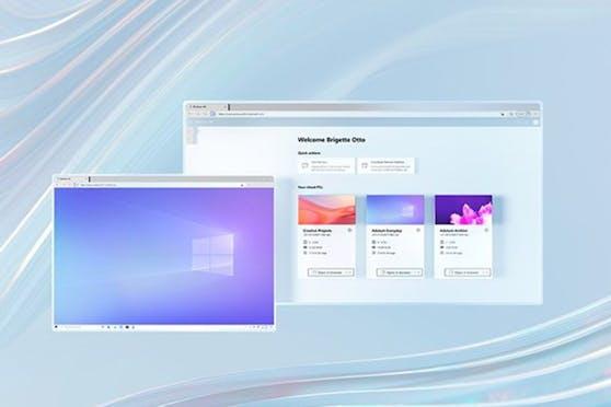 Microsoft stellt Windows 365 vor und führt eine neue Computer-Kategorie ein.